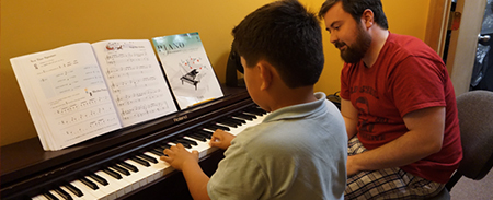 Instrument & Vocal Lessons - Shawnee, Kansas City, Missouri